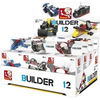 Sluban Bouwstenen Builder