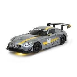 Jamara R/C Cabrio Mercedes AMG GT3 1:14 Grijs