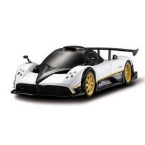 R / C Cars Pagani Zonda R White 1:14