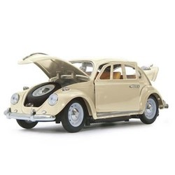 Jamara R/C-Auto VW Beatle 1:18 Wit