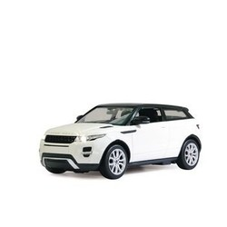 Jamara Funkgesteuerte Auto Range Rover Evoque RTR / Met Verlichting 1:14 Weiß