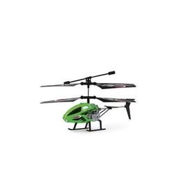 Jamara Funkgesteuerte Helikopter Spirit 3+2-Kanaals RTF / Gyro Inside / Met Verlichting InfraRotbediening Grün