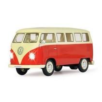 R/C Klassieke Bus VW T1 1:16 Rood