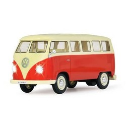 Jamara R/C Klassieke Bus VW T1 1:16 Rood