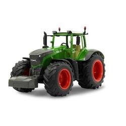 Jamara R/C-Tractor 2.4 GHz Control 1:16 Groen/Zwart