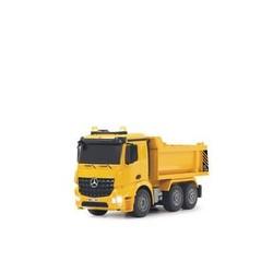 Jamara R/C-Dumptruck Mercedes Arocs 3+4-Kanaals RTR / Geluid / Met Verlichting / 4WD 2.4 GHz Control 1:20 Geel