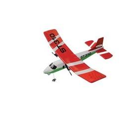 Jamara Funkgesteuerte Vliegtuig ST310 RTF 2.4 GHz Control Rot