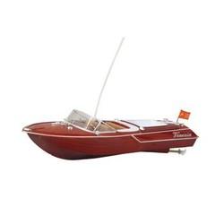 Jamara R / C Boot Venezia RTR Rot