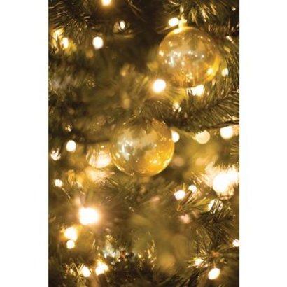 HQ Weihnachtsbeleuchtung 100 LED 2,1 W 9,42 m Warmweiß Innen