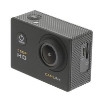 HD Action Cam 720p Schwarz