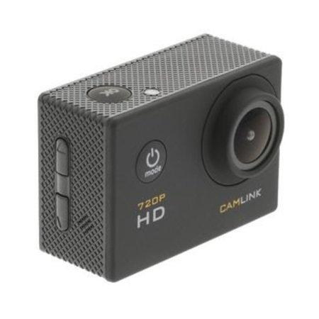 Camlink HD Action Cam 720p Schwarz