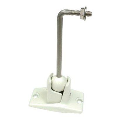Omnimount Lautsprecherhalter Dreh- und Kippbar 4,5 kg Weiß