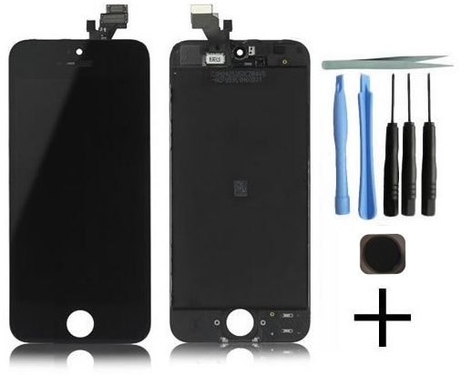 iPhone 5S Display Scherm Zwart