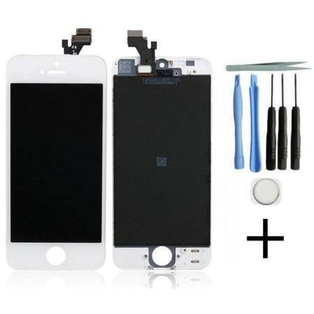 Geeek iPhone 5S Display Scherm Wit