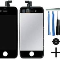 iPhone 4 Display Set – Schwarz