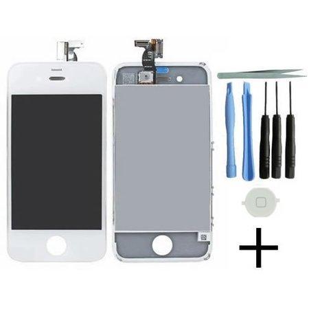 Geeek iPhone 4 Display Screen White