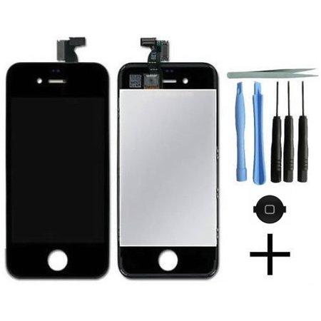 Geeek iPhone 4S Display Scherm Zwart