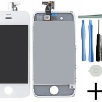 iPhone 4S Display Screen White