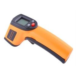Geeek Pyrometer Laser Berührungsloses Infrarot-Thermometer