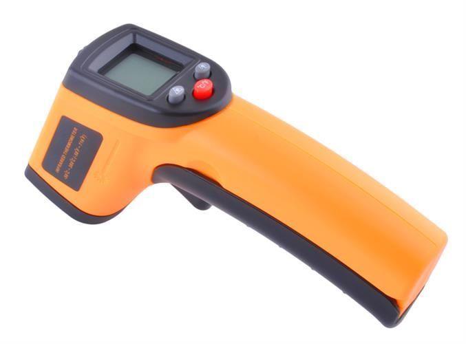 Een pyrometer is het ideale meetinstrument, wanneer je zeer nauwkeurige en contactloze temperatuurmetingen ...