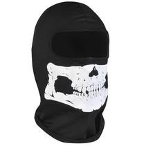 Balaclava Ski Hut Skull - Hut mit Totenkopf Druck