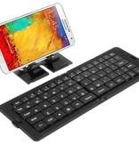Geeek Opvouwbaar Bluetooth Toetsenbord voor Smartphone en Tablet