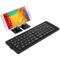 Foldable Bluetooth Keyboard for Smartphone and Tablet