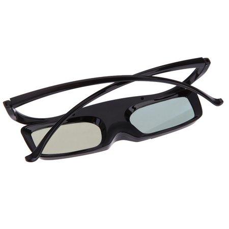 Geeek 3D Active Shutter Brille für DLP Link-3D 96-144Hz SG16 DLP-Beamer