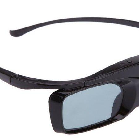 Geeek 3D Active Shutter Glasses 96-144Hz for DLP-Link 3D Projector SG16-DLP