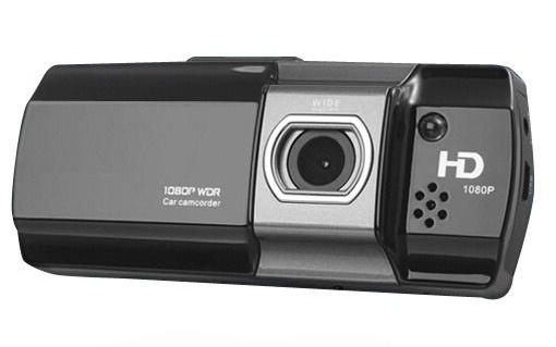 CarCam AT550 HD 1080p 148° Wide Range