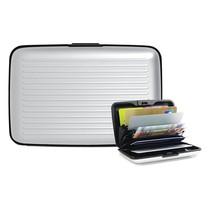 Aluminum Wallet Credit Card Holder Pass Holder RFID Block