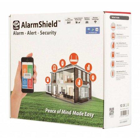 Oplink Smart Home Security-Set Wi-Fi / 433 MHz