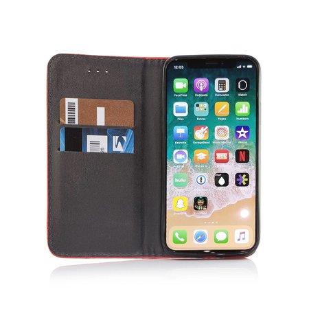 Geeek Smart Prestige Wallet Case for iPhone X / XS Pink