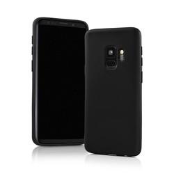 Geeek Matte Black Silicone TPU Case Samsung Galaxy S9