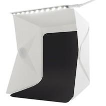 Faltbares Fotostudio-Foto-Zelt mit LED-Beleuchtung