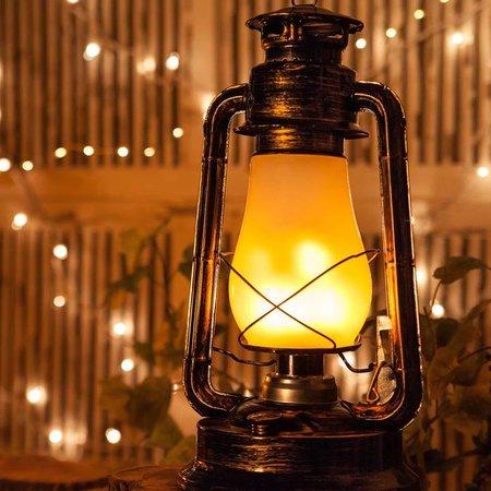 eFlame Vlam Effect LED Lamp Fakkel Verlichting E27
