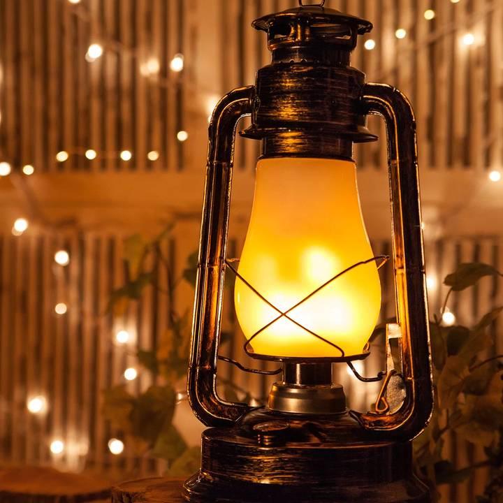 Vlam Effect Led Lamp Fakkel Verlichting E27 Eflame The