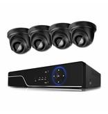 Geeek Beveiligingscamera Indoor / Binnen - 1080P - IP - Bedraad