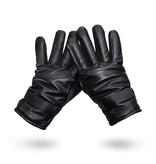 Geeek  Gloves for Smartphone / Touchscreen - Leatherette - Black