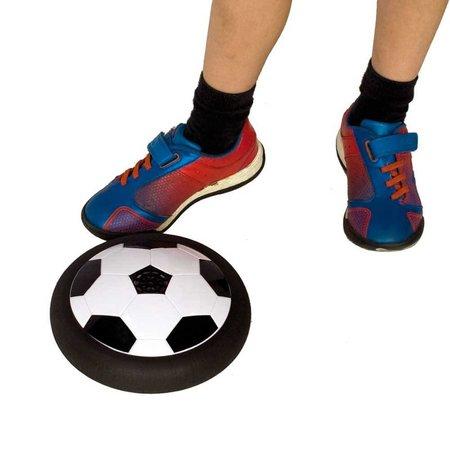 MikaMax Luftbetriebene Fußballscheibe - Fußball