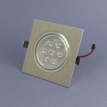 Dimmbare Einbau-LED 7W - Warmweiss