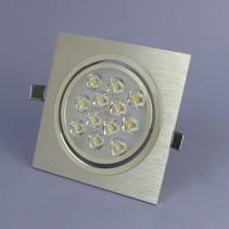 Dimmbare Einbau-LED 12 Watt - Warmweiß