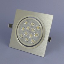 LED Inbouwspot 12 Watt Warm Wit Dimbaar