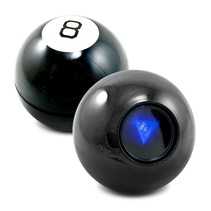 Mystic Magic 8 Ball - Future Prediction Ball