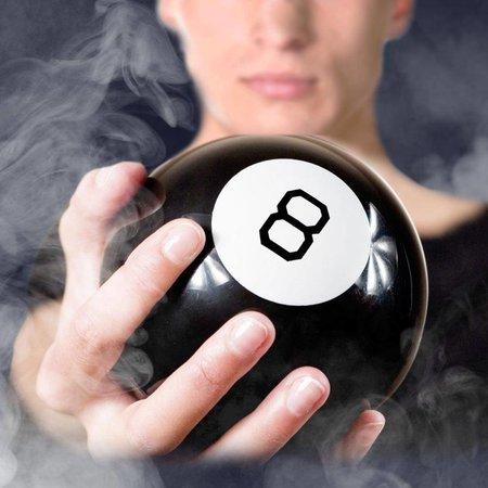 Geeek Mystisch Magisch 8 Ball -  Zukunft Vorhersageball