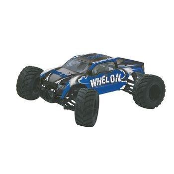 R/C 4WD Whelon RTR - 4WD - Met Kogellager - Waterbestendig 2.4 GHz Control 1:12 Blauw R/C 4WD Whelon