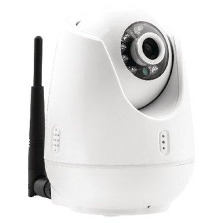 König HD-Pan-Tilt-IP-Kamera mit 720P Weiß
