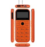 Geeek Senioren Gsm Mobiele Telefoon Oranje