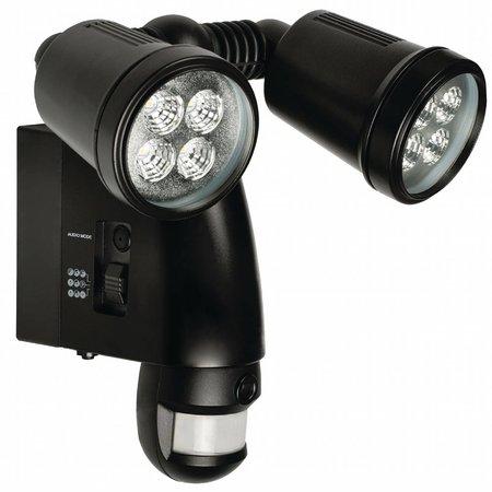 König Buitenlamp met Bewegingssensor en  Geïntegreerde 2MP Camera