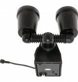 König Außenleuchte mit Bewegungssensor und integrierter Kamera